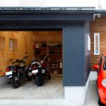 バイクガレージを見る